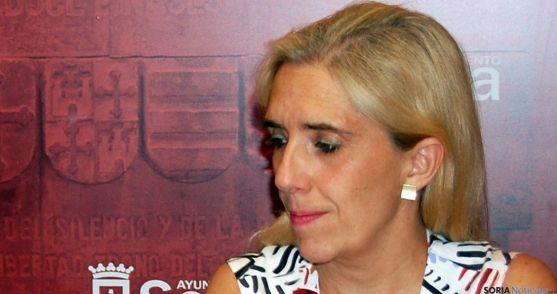 La concejal Teresa Valdenebro./Ayto.