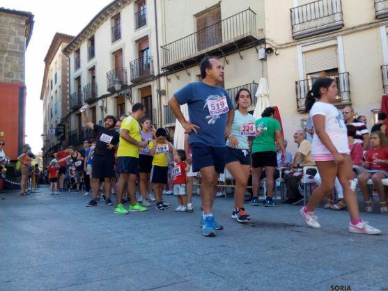 XXIV Carrera popular Fermín Cacho de Ágreda