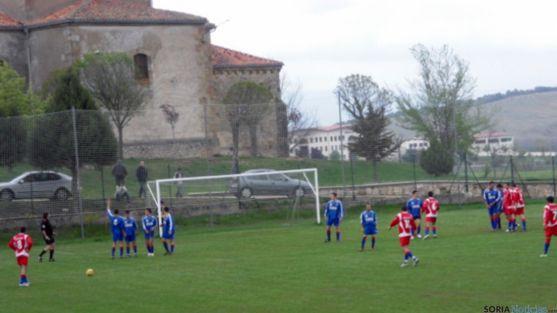 Campo de fútbol de Abejar