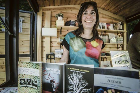 Antología poética 'Altair', ed CArmen Ruth Boillos.