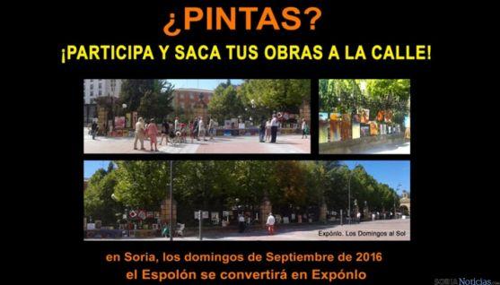Destacado del cartel de la quinta edición 'Los domingos al sol', Soria.