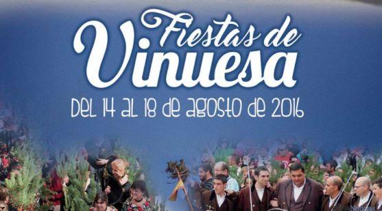 Fiestas de Vinuesa 2016.