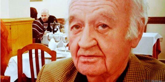 Raimundo Lozano, autor del libro 'Espejos del tiempo'.