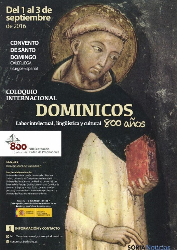 Foto 1 - Coloquio Internacional 'Dominicos 800 años' para recordar la labor intelectual y cultural de esta orden religiosa