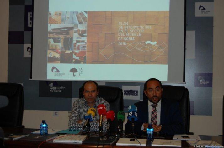 Firma convenio Talea y Diputación