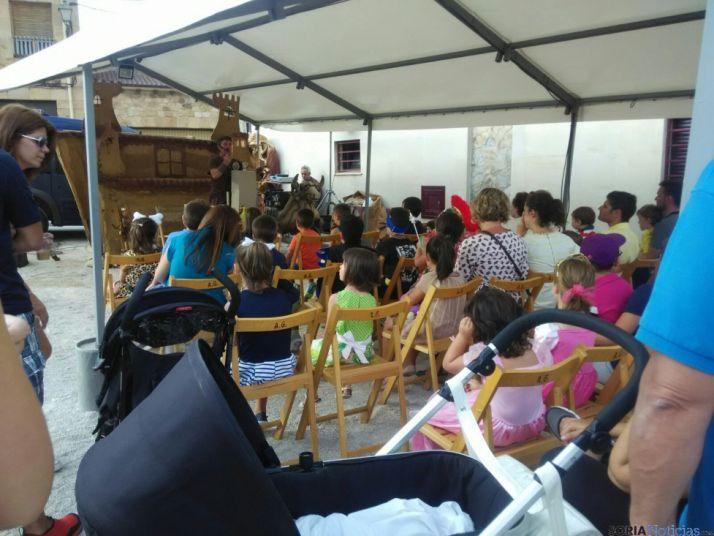 Imagen de las fiestas de Golmayo.
