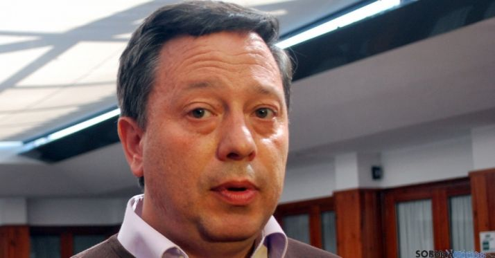 El concejal del PP, Adolfo Sainz. / SN
