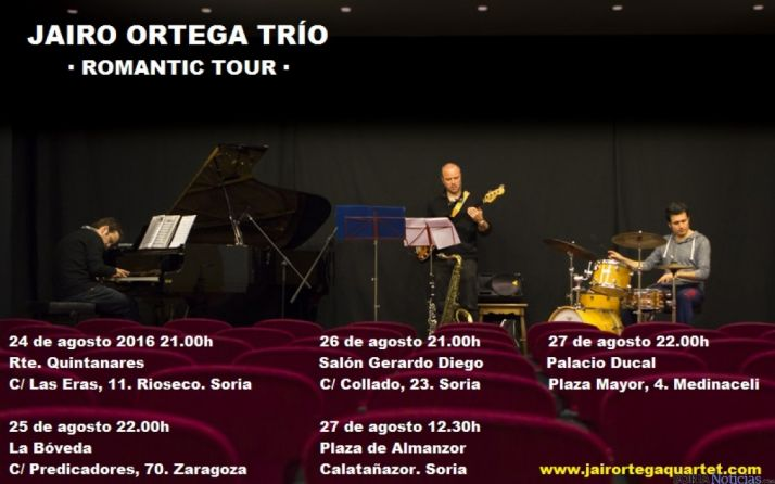 Foto 1 - Concierto de Jairo Ortega en el Casino