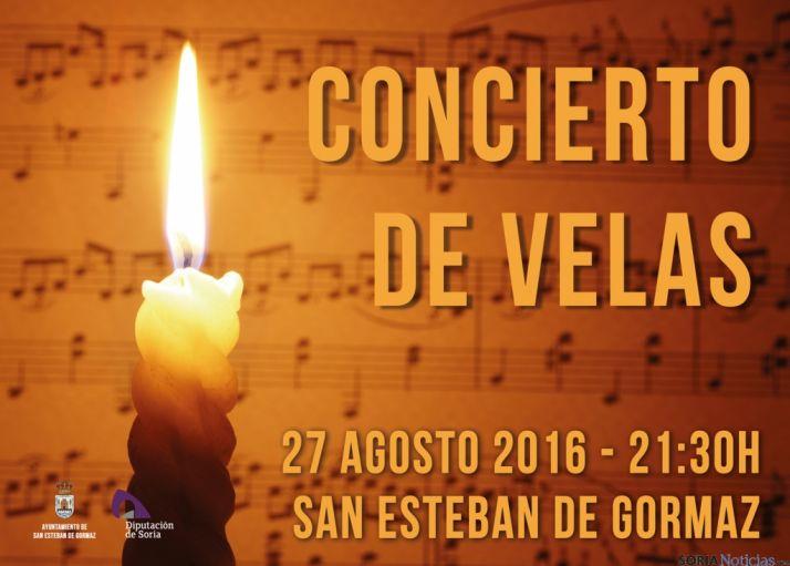 Foto 1 - Concierto de Velas en San Esteban este sábado