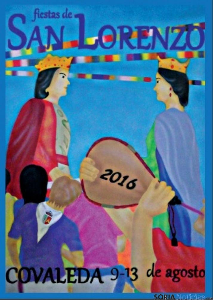 Foto 1 - Covaleda inicia este martes sus fiestas en honor a San Lorenzo