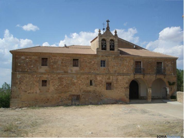 Ermita de Gómara. / Fuente: www.gomara.es.