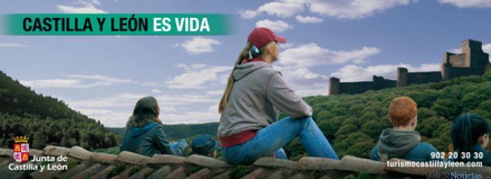 Foto 1 - Castilla y León alcanza en el mes de julio cifras históricas en turismo