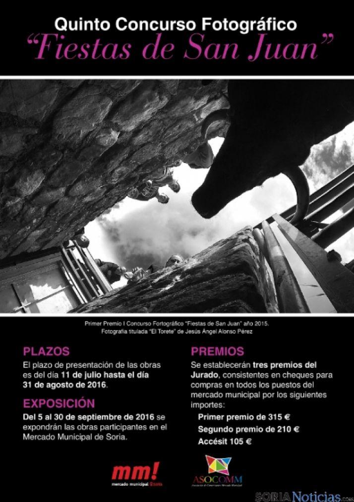 Foto 1 - El Mercado Municipal convoca el V Concurso de Fotografía de San Juan 2016