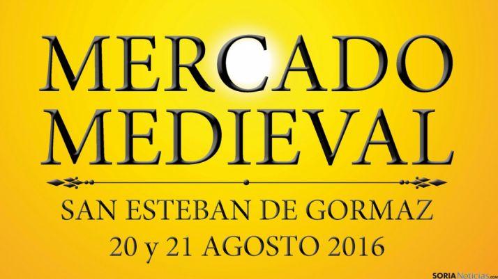 Mercado Medieval 2016 en San Esteban de Gormaz, Soria.