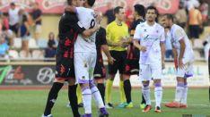 Imágenes del Reus-Numanci. / La Liga