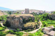 Torreón de la Muela en Ágreda.