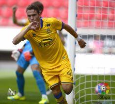 Rodríguez anota en el minuto 1. LFP