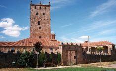 Torre y palacio de Aldealseñor.