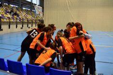 Equipo de Baloncesto Soria Femenino.