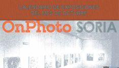 OnPhoto Soria: calendario de exposiciones de octubre.