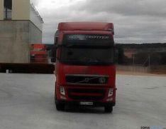 El camión robado, recuperado./SN