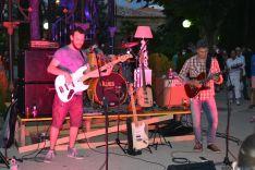 'Blues Deluxe' durante el concierto. /SN
