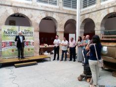 El doctor Ruiz Liso, en la inauguración.