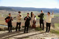Imagen del grupo musical Stella Splendens.