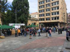 Primera de las jornadas reivindicativas de ASAJA Soria. / SN