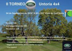 Nueva cita del golf en Pedrajas.
