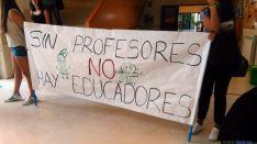 Imagen de la movilización./Ainalb Alomar