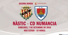 Nastic de Tarragona - Numancia