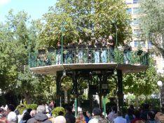 Maratón Musical Soriano en el árbol de la música, Soria.