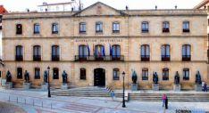 Fachada principal de la Diputación. / SN