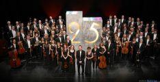La Orquesta Sinfónica de Castilla y León.