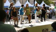 Imagen de la Feria SoriaDeCompras otros años. /SN