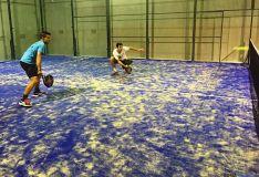 Imágenes del torneo de pádel celebrado en Golmayo, Soria.