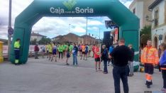 VIII Carrera Popular de Golmayo, Soria.