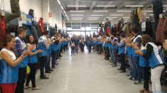 Apertura de Decathlon en Golmayo (Soria). / M Audiovisuales.