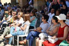 Pasacalles y concierto de las bandas de Soria y Cullera. /SN