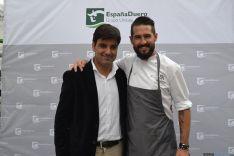 'Cocina en famillia' con el Top Chef Javier García./ SN