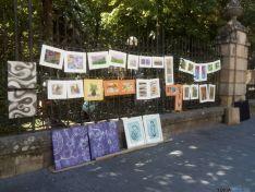 Exposición de pinturas. /SN