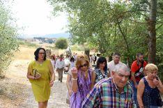 Romería a La Monjía en Fuentetoba. /Reportaje gráfico: Naima Lubias