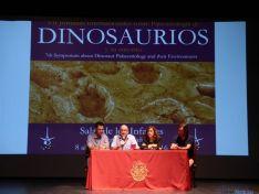Jornadas sobre dinosaurios en Salas de los Infantes.