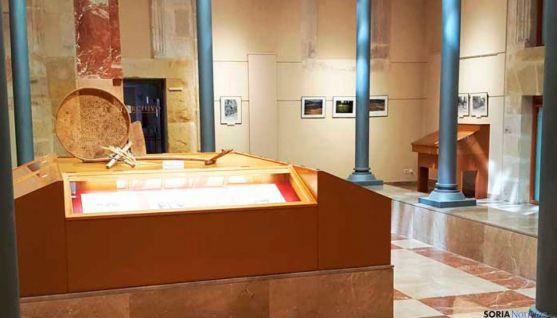 Exposición de OnPhoto Soria en el Archivo Provincial de la ciudad.