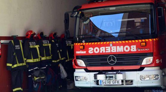 Instalaciones de los bomberos en la capital. / SN