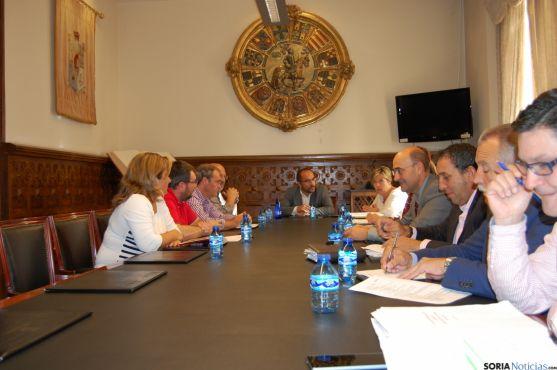 Diputación de Soria constituye la comisión de seguimiento del II Plan de Juventud.
