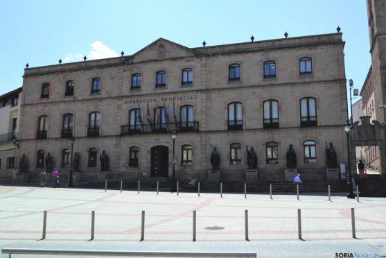 Diputación Provincial de Soria.