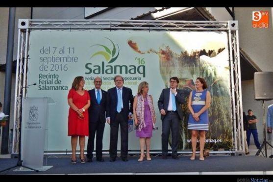 Inauguración de Salamaq'16 este miércoles./http://salamancartvaldia.es