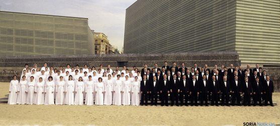 Imagen de la agrupación musical.